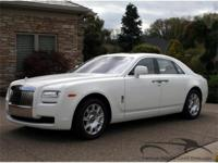 2010 Rolls-Royce Ghost. Under 1000 miles from new.