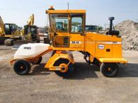 2010 Rosco RB48 2010 Rosco RB48 Engine: Kubota Poly