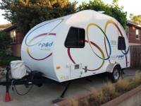 2010 Forest River Rpod ultralite. The eco friendly