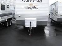 2010 Salem T22. Pre-Owned Certified 22 Travel Trailer.