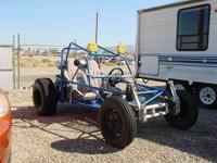 Street Legal (in AZ), 2-Seater, 1600cc VW Engine,
