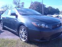 Call Marcos @  Year: 2010 Make: Scion Model: tC Trim: