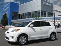 2010 Scion XD Hatchback - 30,000 miles - White with