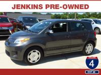 Low Miles! This 2010 Scion xD will sell fast Save money