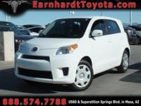 We are happy to offer you this 2010 Scion xD which was