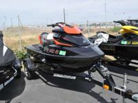 2010 Sea-Doo RXT-X 260 LOW HOURS! LOOKS NEW!!