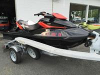 2010 SEA DOO RXTX 260 , SUPERCHARGED 260 HP INTERCOOLED