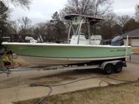 2010 Sea Hunt BX 24 Boat is located in
