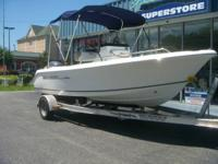 2010 Sea Search Ultra 186 w/F115 Yamaha outboard and
