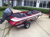 *****PRICE REDUCED****  2010 SKEETER ZX 170 YAMAHA F90