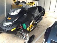 2010 Skidoo Renegade 800 X P TEX 2000 miles. Super