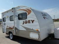 2010 Skyline /Joey 152 Travel Trailer , Very clean &