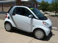 2010 Smart Car Fortwo Passion, 49,000 miles, Automatic,