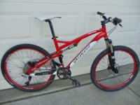 2010 Specialized Epic Comp Fsr Size Medium Call (678)