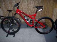 2010 specialized fsr xc comp size Large. Bought last