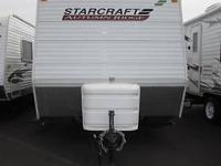 2010 Starcraft Autumn Ridge 18TT. Secondhand Certified