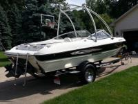 Selling a Mint Condition 2010 Stingray 205 LX with