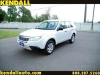Options Included: N/A2010 SUBARU FORESTER HAS AWD, AND