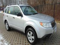 AWD, ONE OWNER, FULLY SERVICED, POWER LOCKS, and POWER