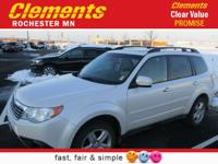 Options:  2010 Subaru Forester