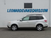 Options:  2010 Subaru Forester 2.5X
