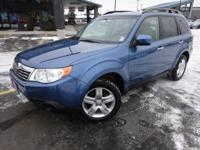 Options:  2010 Subaru Forester 2.5X|Recent Arrival!