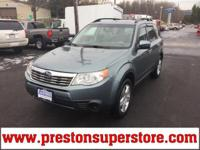 Options:  2010 Subaru Forester 2.5X|Green|$200 Awd!!!
