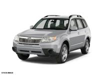 2010 Subaru Forester 2.5X Premium AWD 4-Speed Automatic