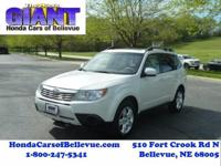 This outstanding example of a 2010 Subaru Forester 2.5X