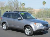 Forester 2.5X Premium, 4D Sport Utility, 2.5L H4, AWD,