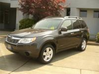 This 2010 Subaru Forester 2.5X Premium is offered to