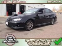 2010 Subaru Impreza Sedan WRX 4dr Car WRX Our Location