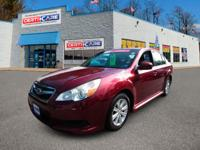 This 2010 Subaru offered at Certicare  Huntington.  The