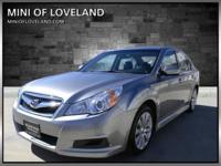 2010 Subaru Legacy 4dr Car Limited Our Location is: