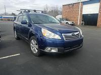 CARFAX One-Owner. Outback 2.5i **LOCAL TRADE**,
