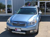 Load your family into the 2010 Subaru Outback! A great