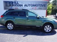 2010 Subaru Outback Station Wagon Our Location is: Bill