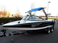 2010 Nautique 210 Ski/wakeboarding boat in excellent