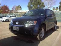 Description 2010 SUZUKI Grand Vitara Traction