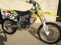 Around the globe the RM-Z450 helped racers collect wins