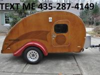 A Teardrop Camping Trailer is not for everyone. It is a