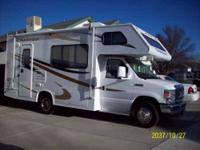 2010 Thor Chateau Class C E350 Ford 1 Ton Chassis 5.4L