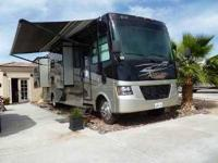 2010 Tiffin Allegro Open Road This Class A recreational