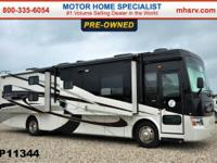 2010 Tiffin Motorhomes Allegro Red Bunk house w 4