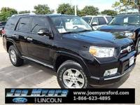 2010 TOYOTA 4 RUNNER WAGON 4 DOOR Our Location is: Don