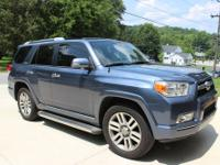 2010 Toyota 4Runner Limited 4x2 V6 4.0L with under
