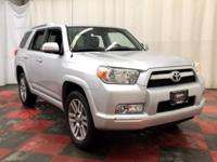 Our 2010 Toyota 4Runner Limited 4WD SUV, in Silver with