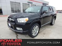 Limited Package! Navigation! Power Sunroof! 4 x4!