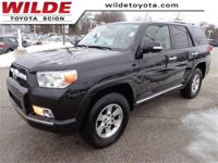 Four Wheel Drive, Tow Hitch, Power Steering, 4-Wheel