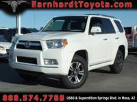 We are happy to offer you this 2010 Toyota 4Runner SR5